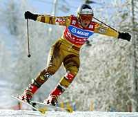 Anja Pärson tog i dag sin elfte världscupseger för säsongen när hon vann storslalomtävlingen i Sestriere. I går säkrade hon segern i den totala världscupen   och sedan tidigare var segern i slalom- och storslalomcuperna klara.