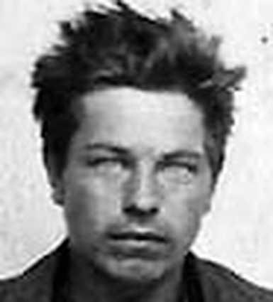 Anton Nilson dödade en person i dådet mot fartyget Amalthea 1908.