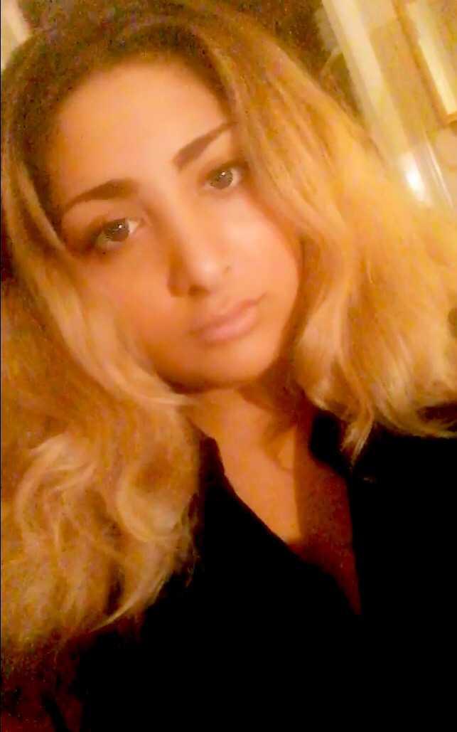 Lina Dawood, 20, bor i närheten och skrek rakt ut av explosionen.