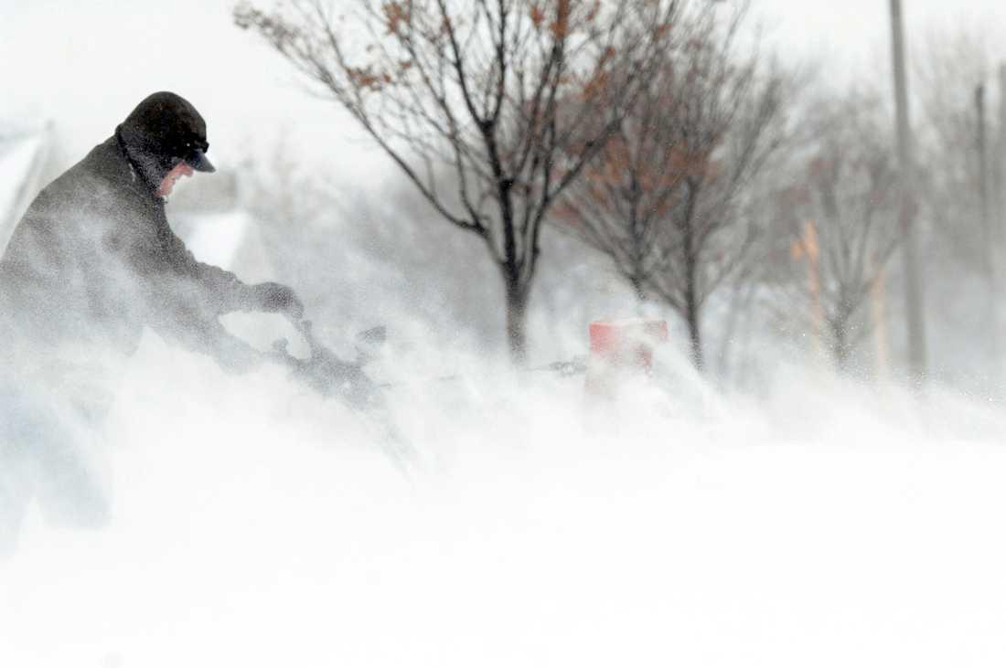 Nu varnar SMHI för snöoväder i fjällen och hårda vindar i Jämtland, Västerbotten och Norrbotten.