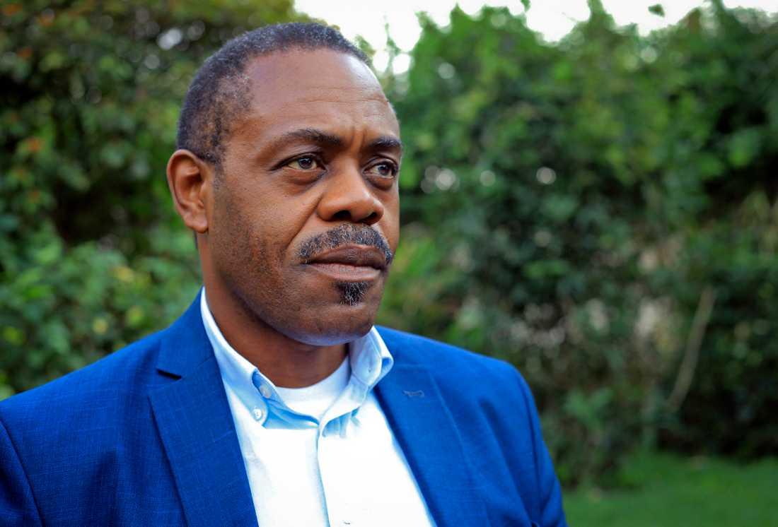 Kongo-Kinshasas avgående hälsominister Oly Ilunga Kalenga.
