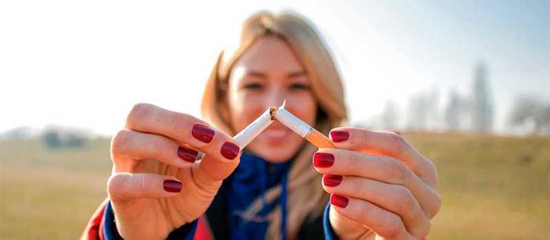 Varje minut som du kan hålla dig ifrån cigaretterna tar du dig ett steg på närmare målet.