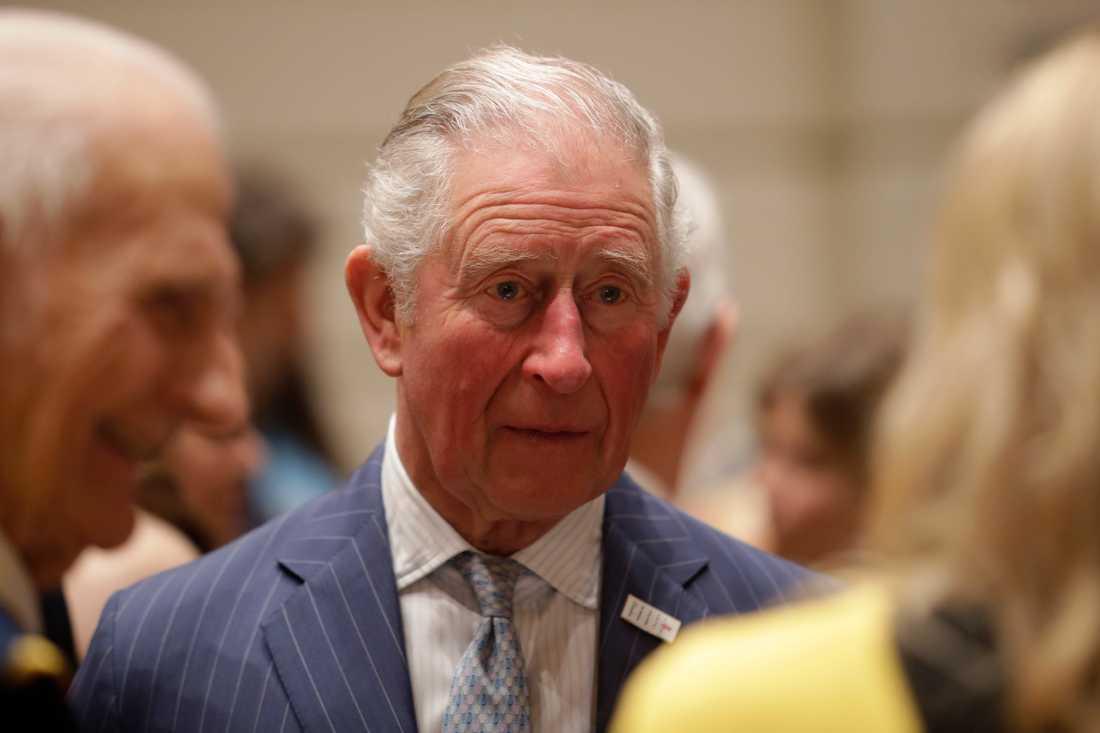 Storbritanniens prins Charles kan nu lämna sin självkarantän, meddelar det kungliga residenset Clarence House. I förra veckan blev det känt att prinsen testats positivt för coronaviruset. Arkivbild.