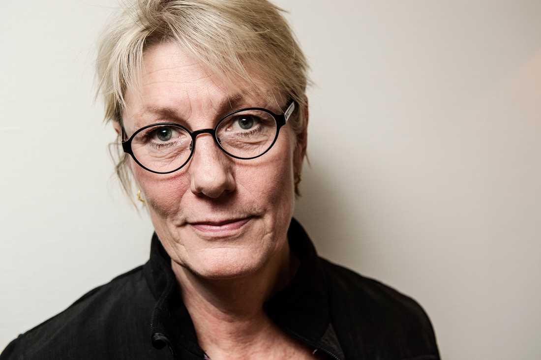 """""""Det är olyckligt"""", säger Melodifestivalens projektledare Maria Ilstedt."""
