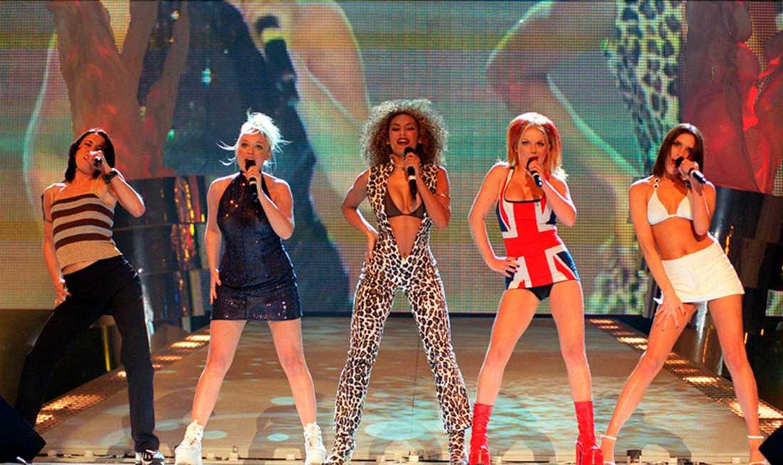 """Spice Girls""."