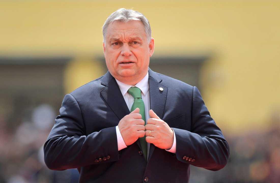 Premiärminister Viktor Orbán.