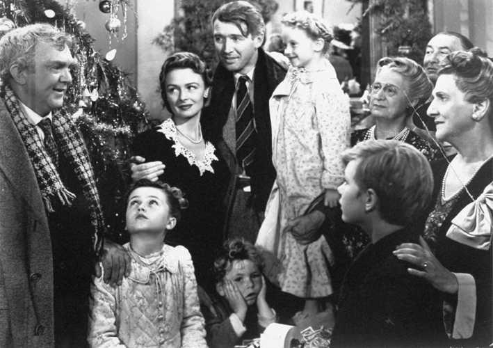 """""""Livet är underbart"""" från 1946."""
