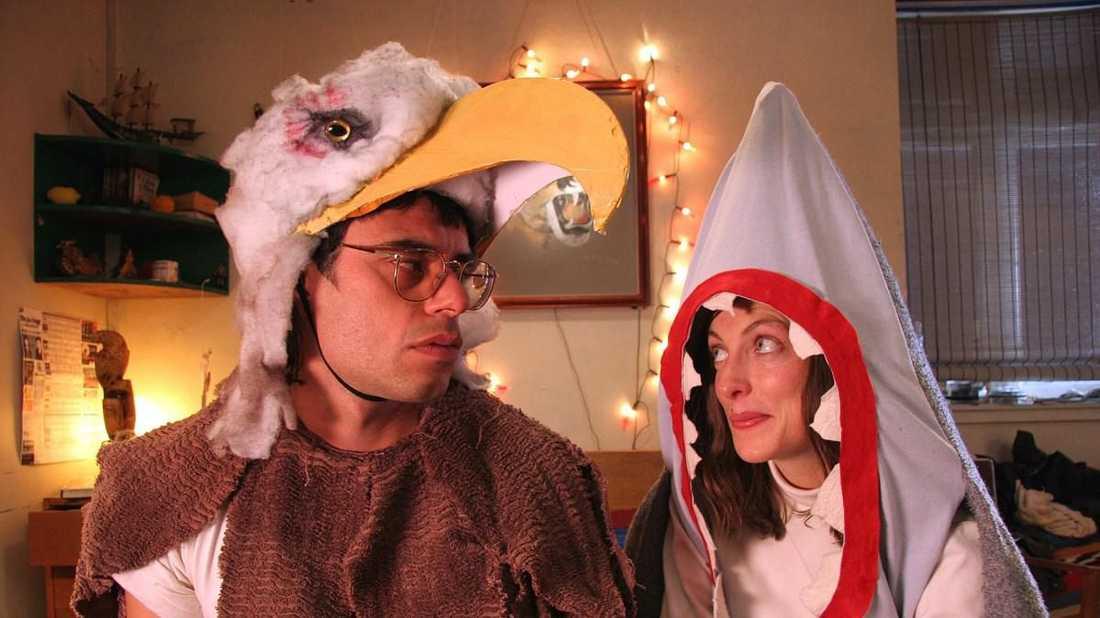 """""""Eagle vs shark"""" (2007)."""