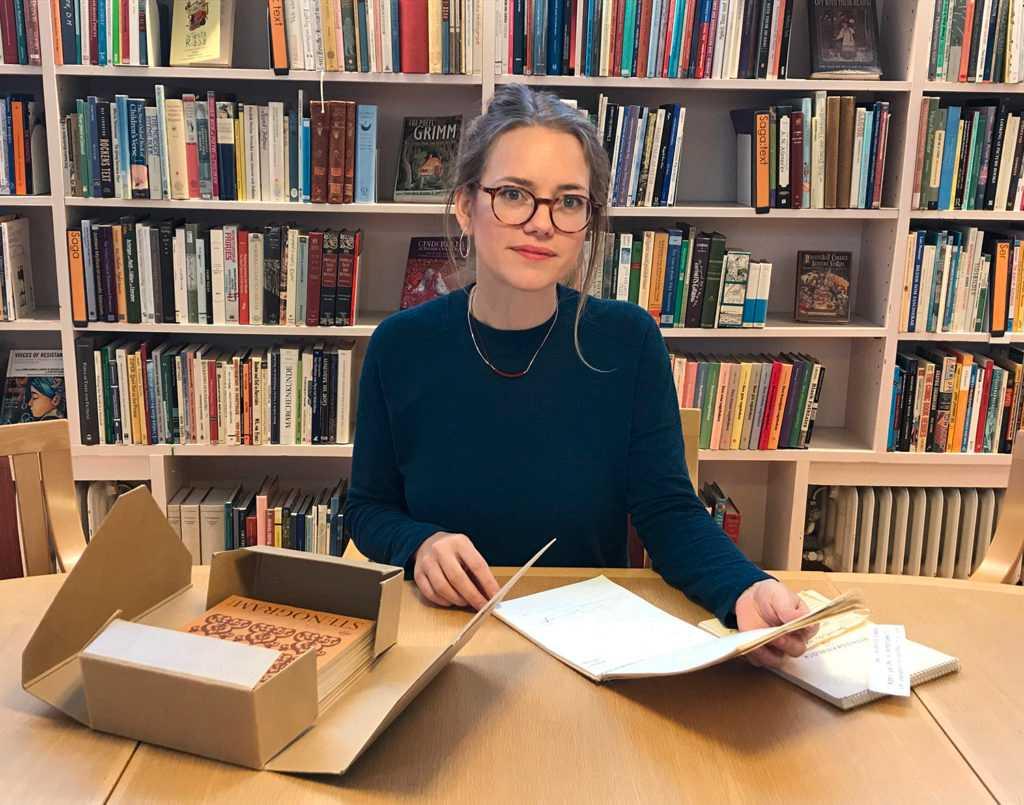 Malin Nauwerck vill knäcka Astrid Lindgren-koden.