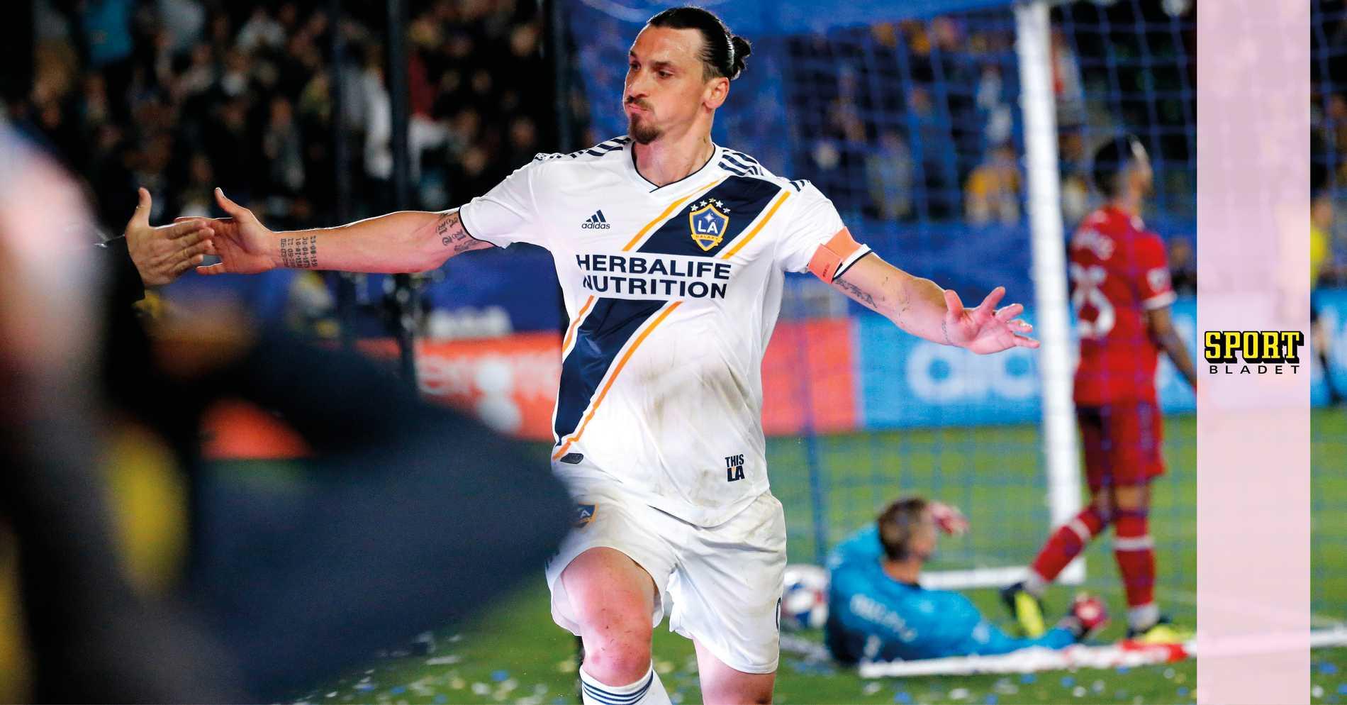 """Motståndarnas pik till Zlatan: """"Du behöver 122 mål – i år"""""""
