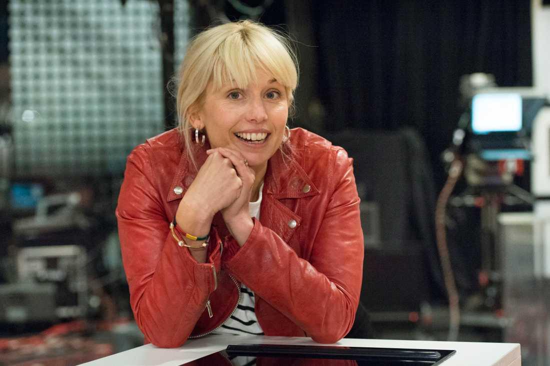 Tina Nordström.