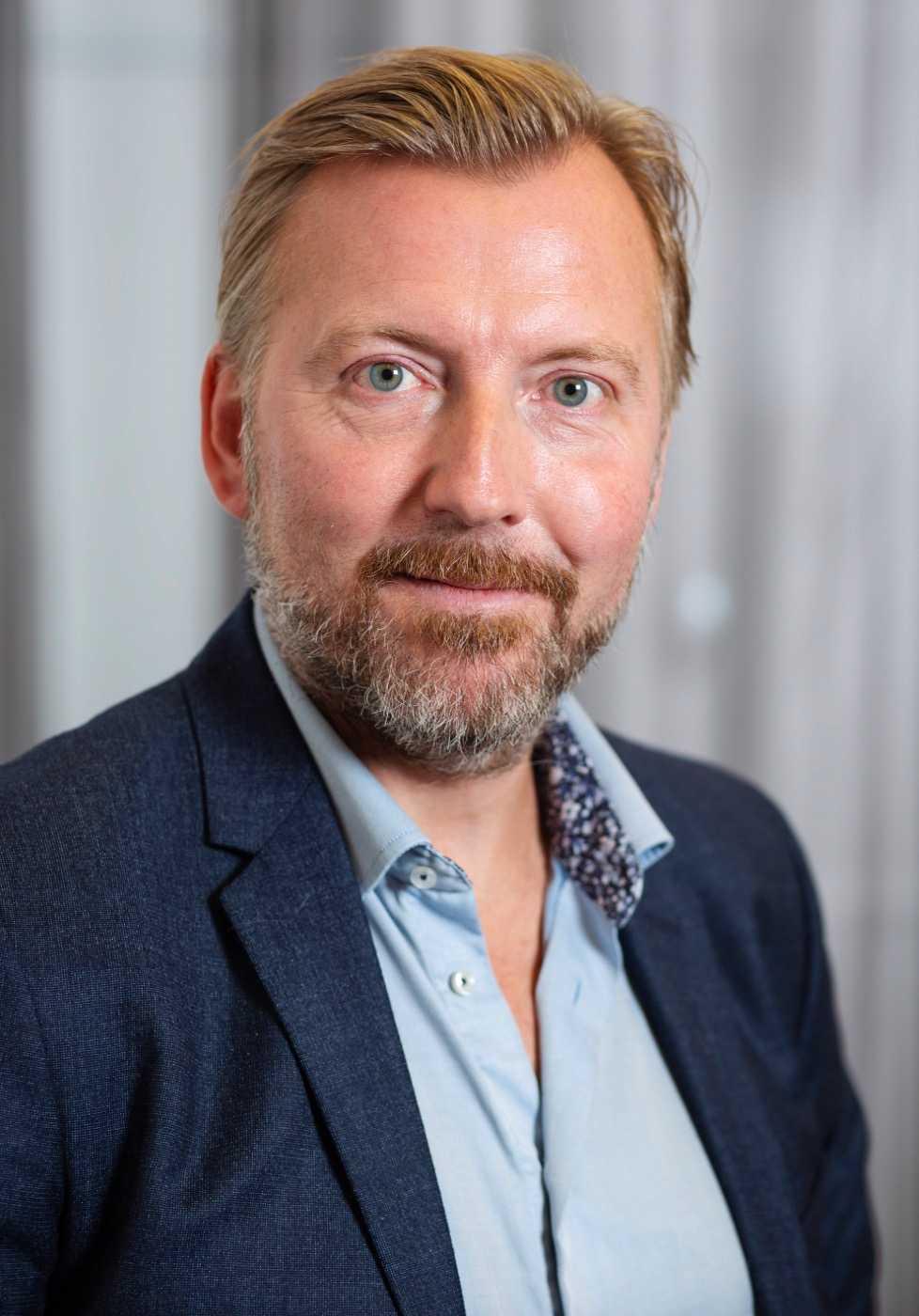 Fredrik Bohlin rådman på Ystad tingsrätt.
