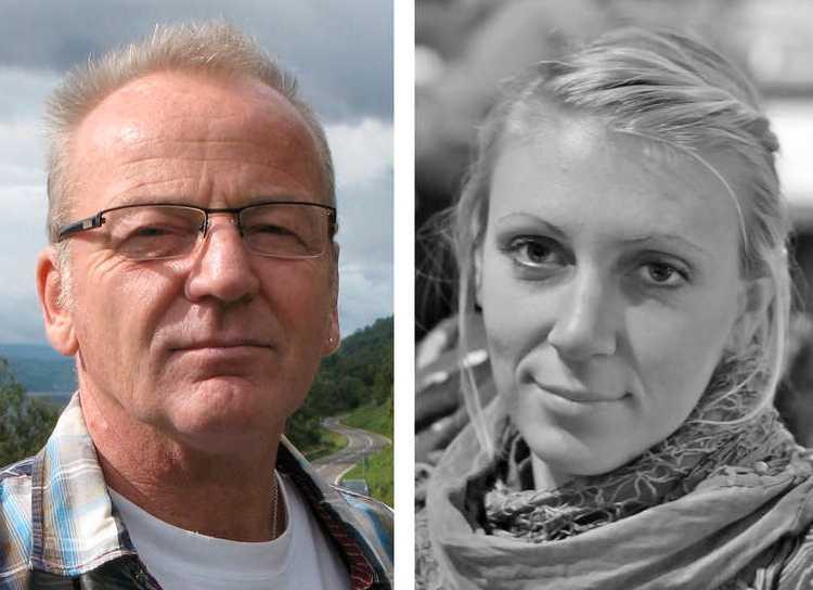 Dansken Poul Hagen Thisted, 60, och amerikanskan Jessica Buchanan, 32, fritogs.