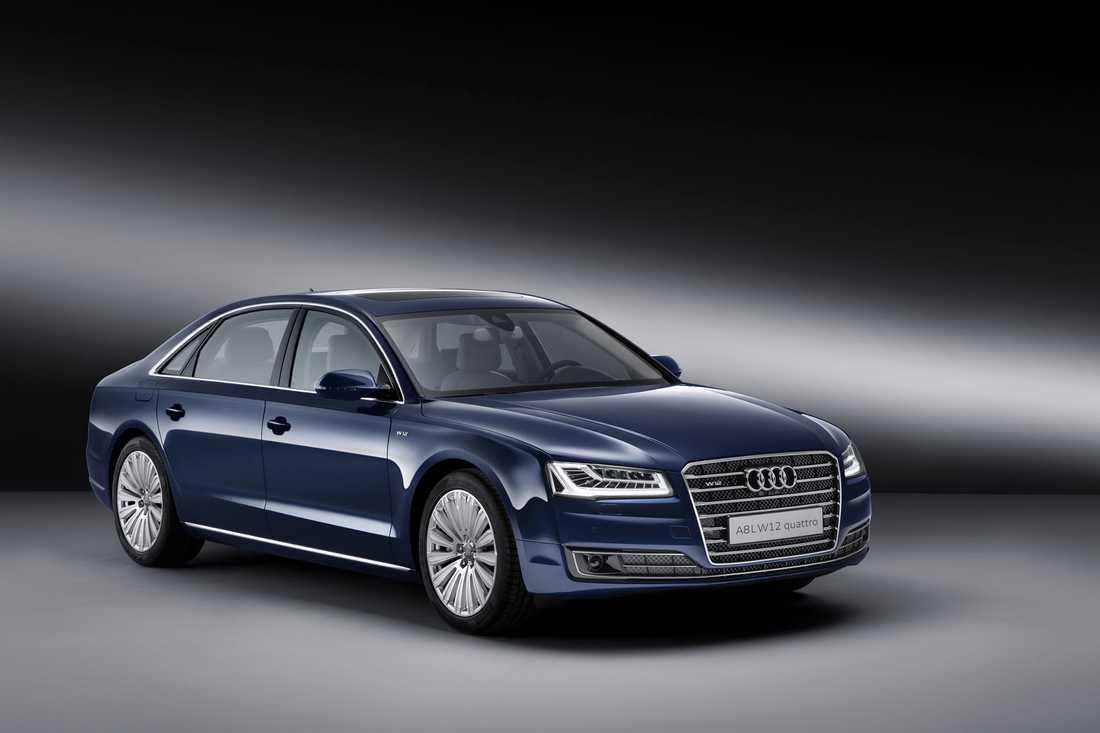 Audi A8L W12 kommer att leva kvar i ytterligare en generation.