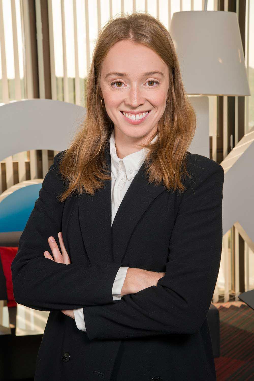 Katarina Daniels, kommunikationsansvarig på Ticket.