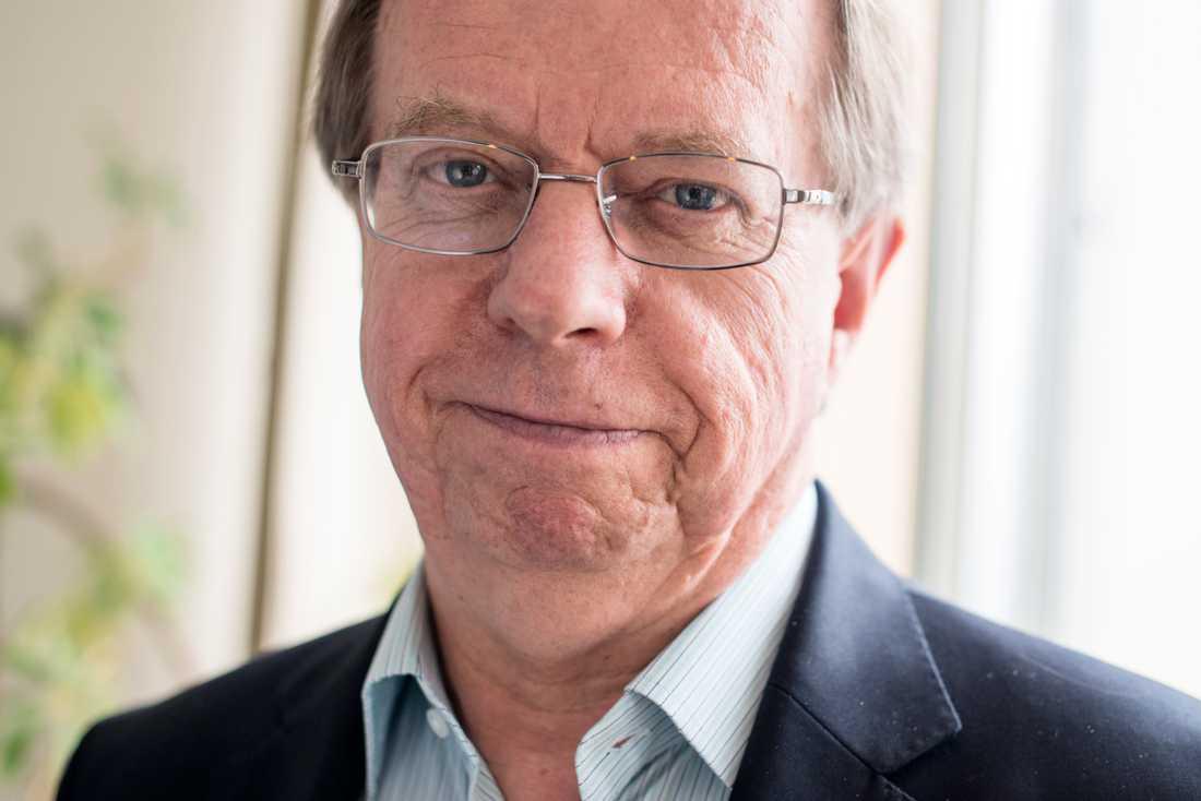 Lars Danielsson var tidigare statssekreterare åt Göran Persson.