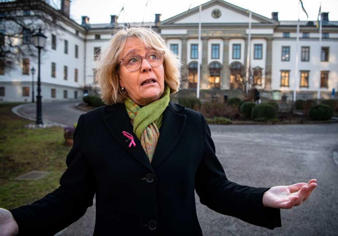 Irene Svenonius (M), finansregionråd i Stockholm.