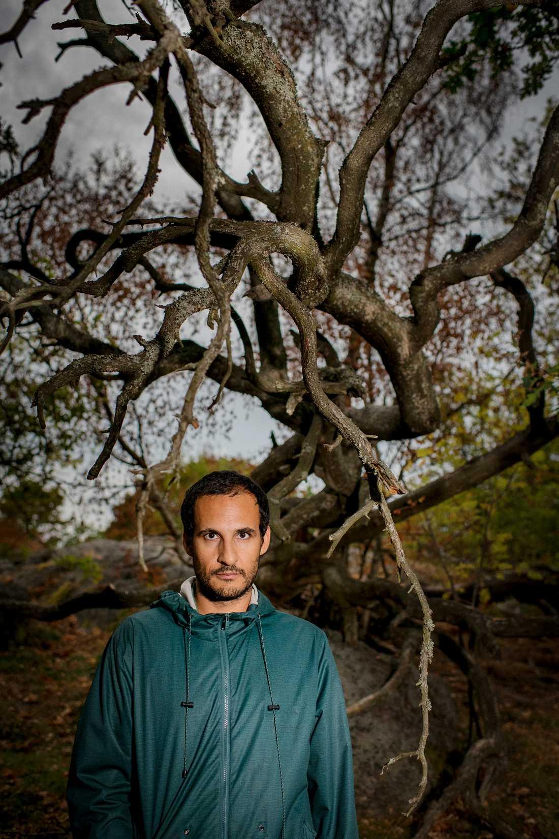 Ali Abbasi, 38, har stora chanser att vinna flera guldbaggar.