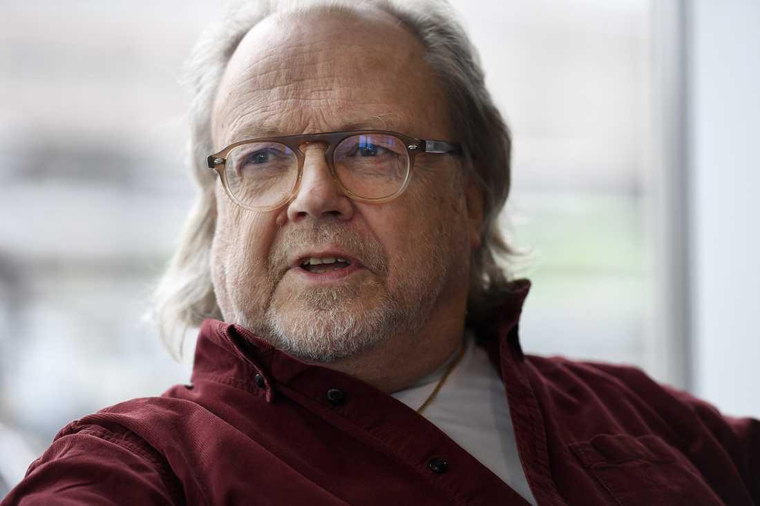 Lasse Lindbom.