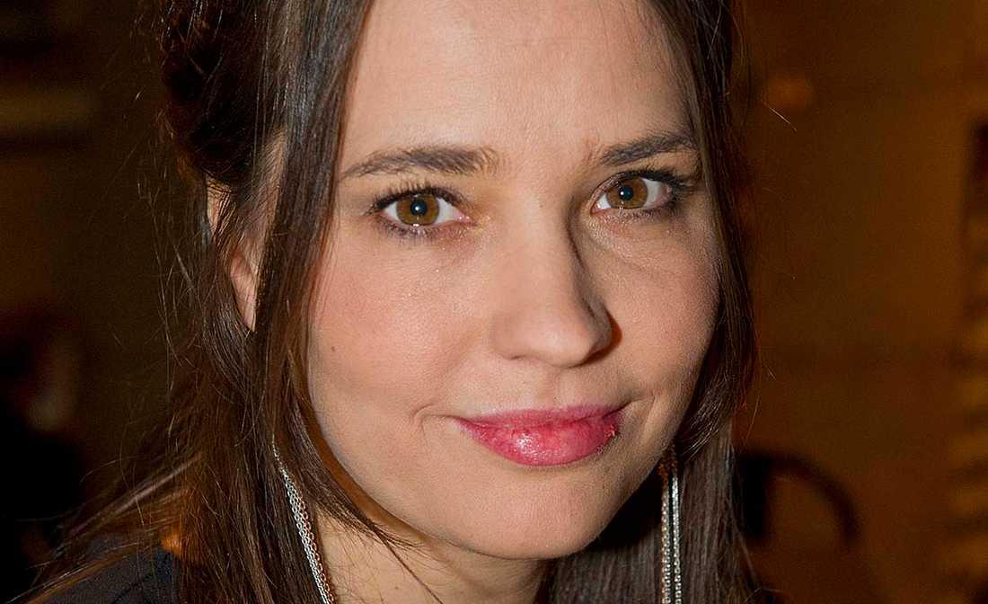 Karin Olsson, kulturchef och tf ansvarig utgivare på Expressen.