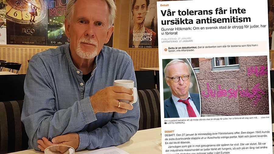Vi vill gärna föreställa oss att vi är fria från nazismen, men det nazistiskt grundade föraktet för den svage är närvarande i dagens konkreta politik, skriver Stefan S Widqvist i en replik till Gunnar Hökmark.