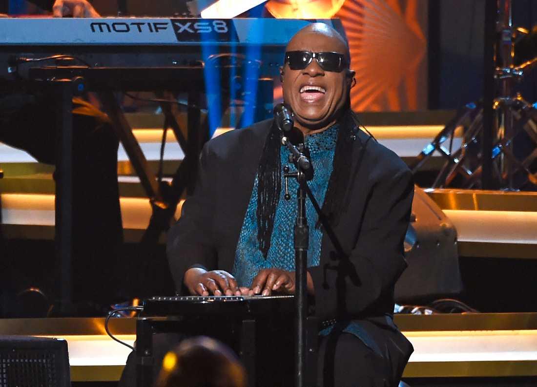 Stevie Wonder.