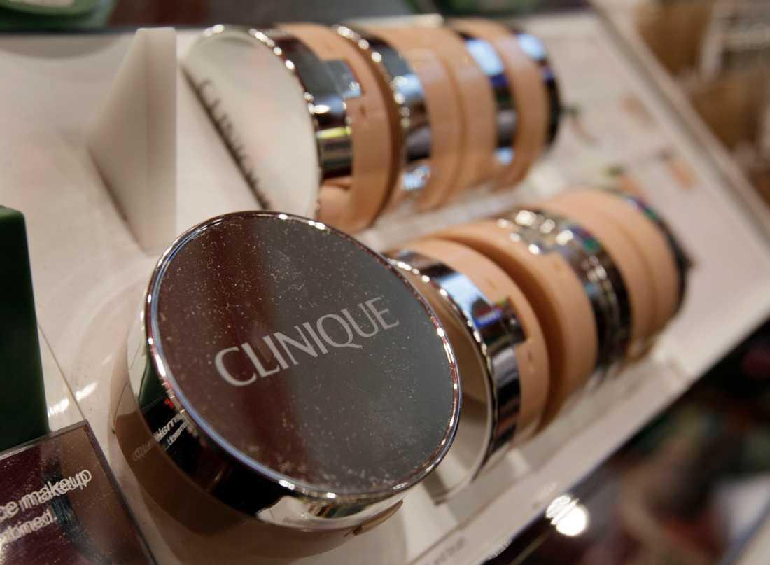Clinique, Darphin, Lab series, La Mer, Too Faced och MAC är några av Estée Lauders varumärken.