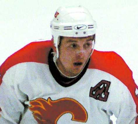 Fleury i Calgary 1997.