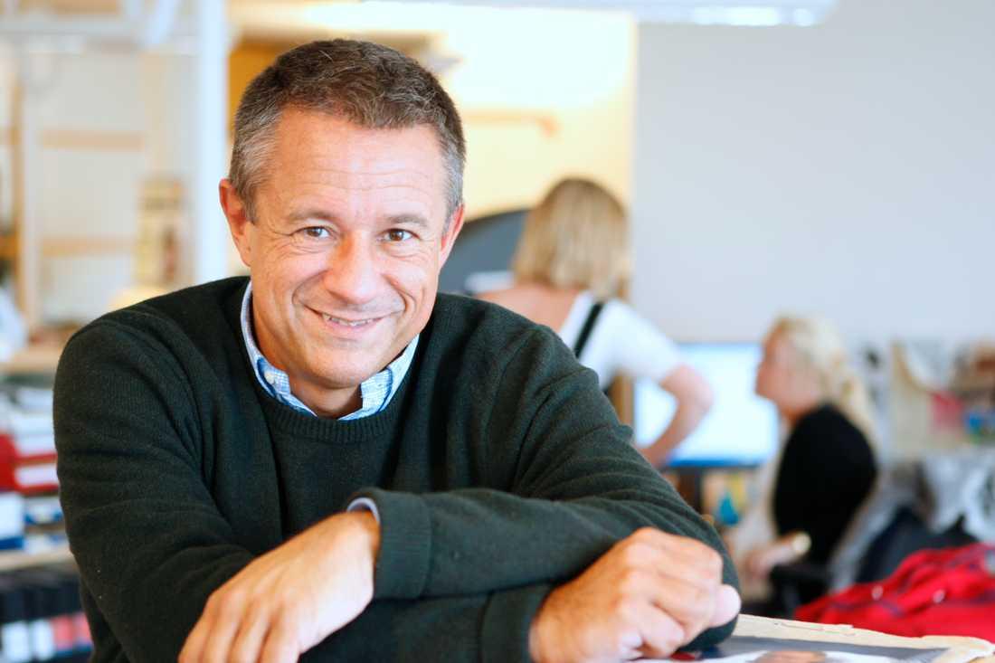Boo Gunnarson, företagarexpert hos Visma.
