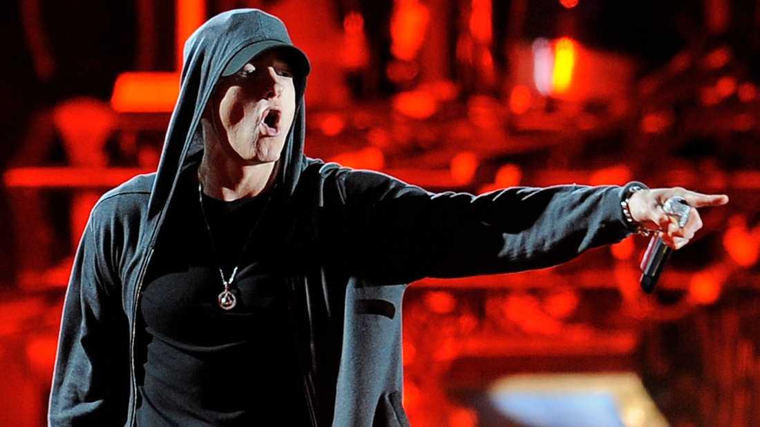 Eminem.