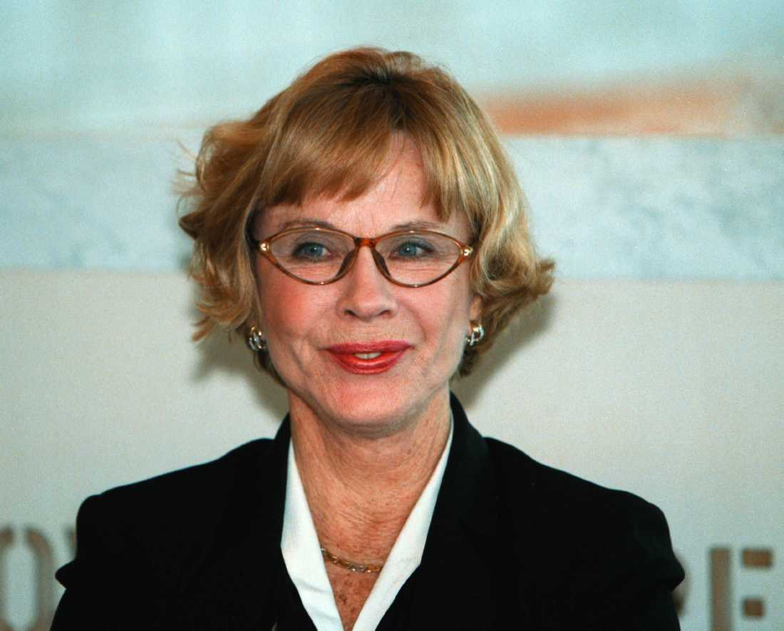 Bibi Andersson 1999.