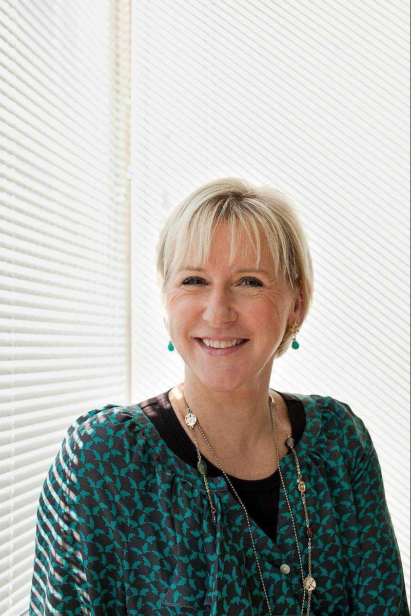 Margot Wallström, 57 Före detta minister, EU-kommissionär och FN:s särskilda representant för sexuellt våld i krigsdrabbade områden.