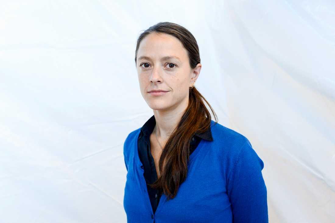 Helena Nordenstedt, forskare i global hälsa och epidemiologi vid Karolinska institutet i Stockholm. Arkivbild.