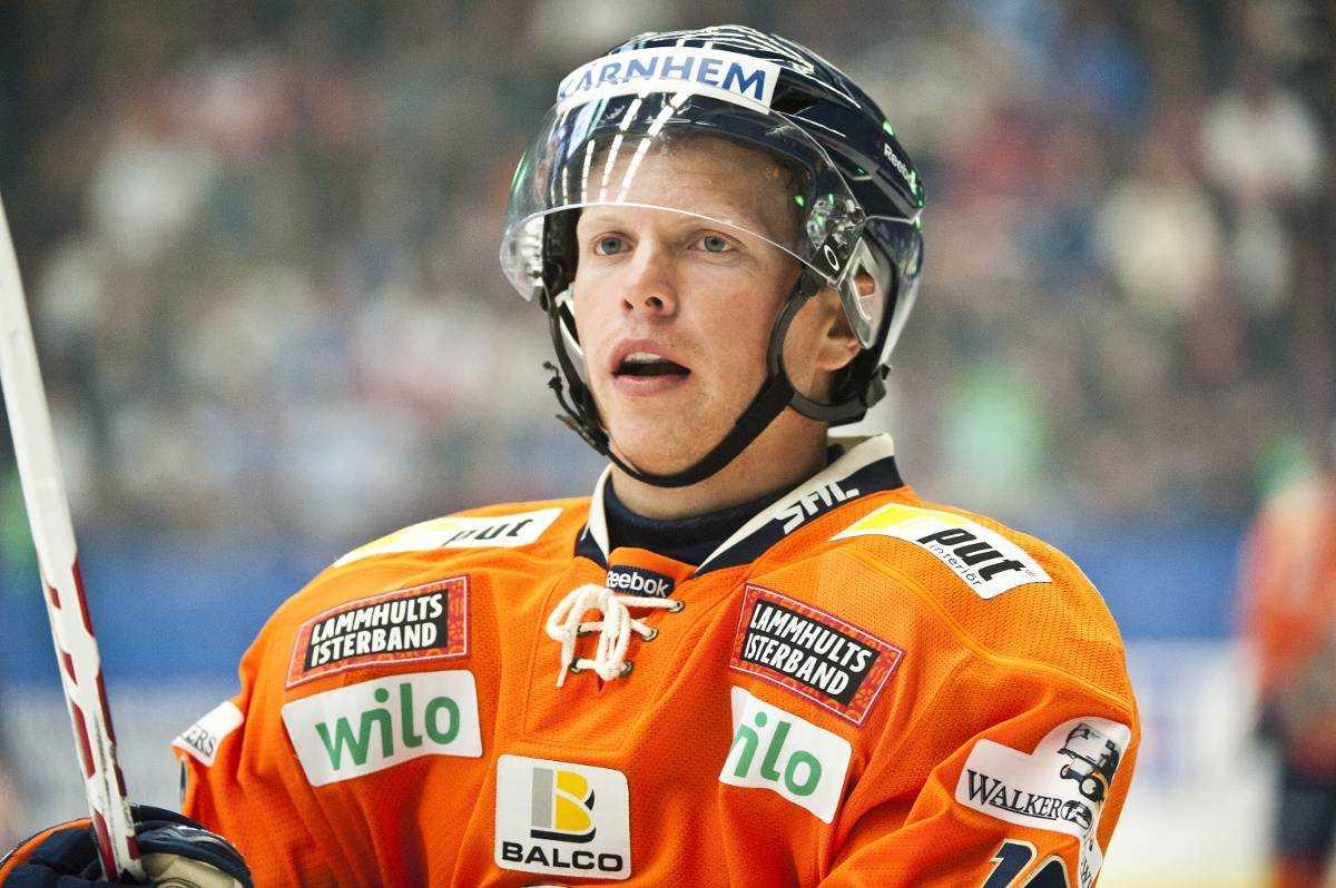 Ryan Lasch ansluter till Frölunda.