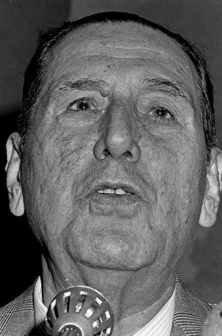 Juan Perón - inte far.