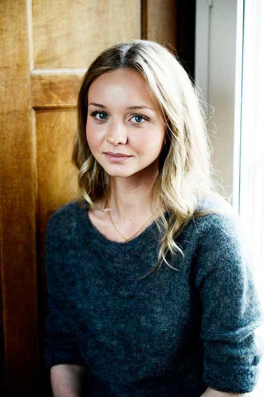 """Anna Åström var aktuell i våras i filmen """"Vi"""" mot Gustaf Skarsgård. Nu är hon även aktuell för hans tv-serie """"Vikings"""""""