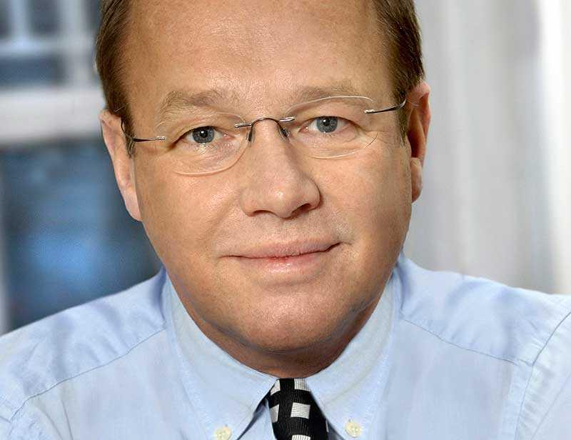 Anders Nyberg, vice vd Industrivärden.