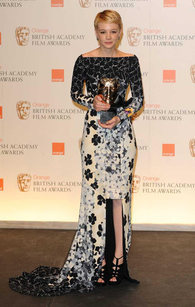 Carey Mulligan har både en vinnande stil och ett vinnande skådespel.