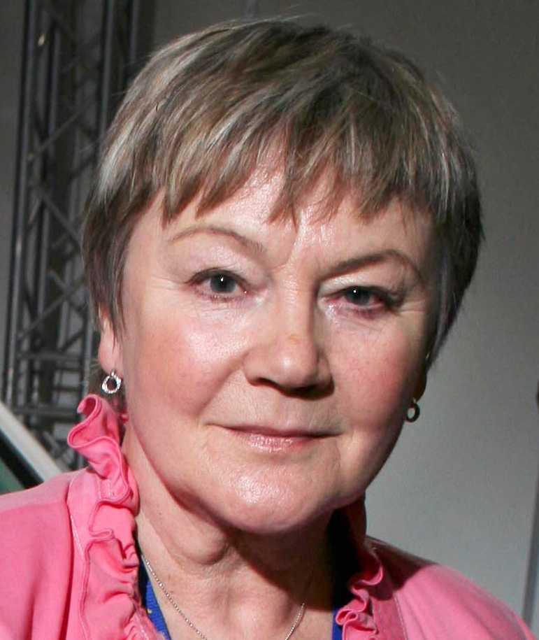 Motorjournalisten Marianne Sterner