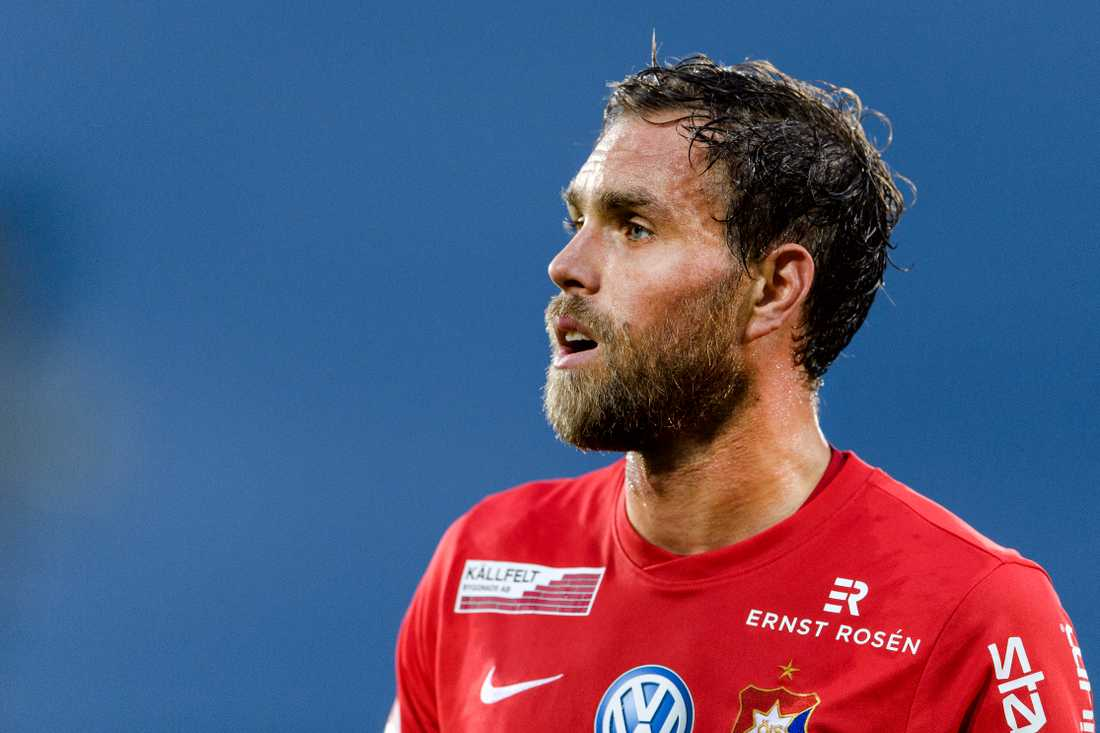 Johan Elmander.