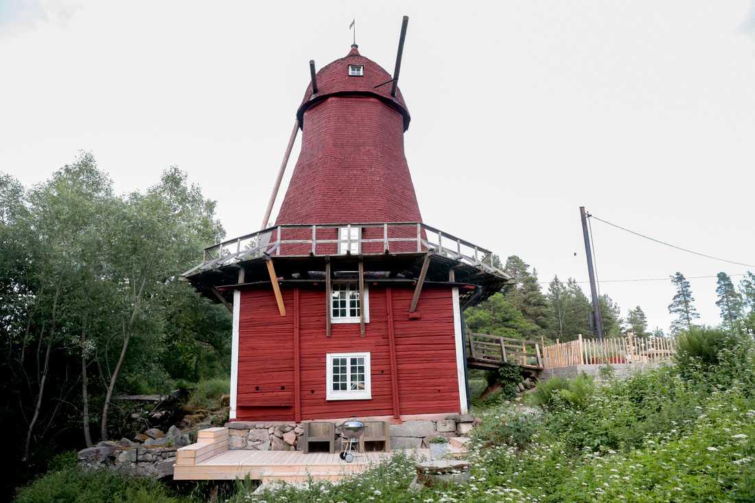 Kvarnen i Kånsta.
