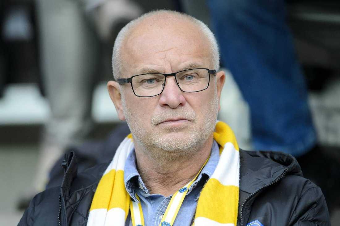 """""""Vi är väldigt tacksamma"""", säger FFF:s Håkan Nilsson."""