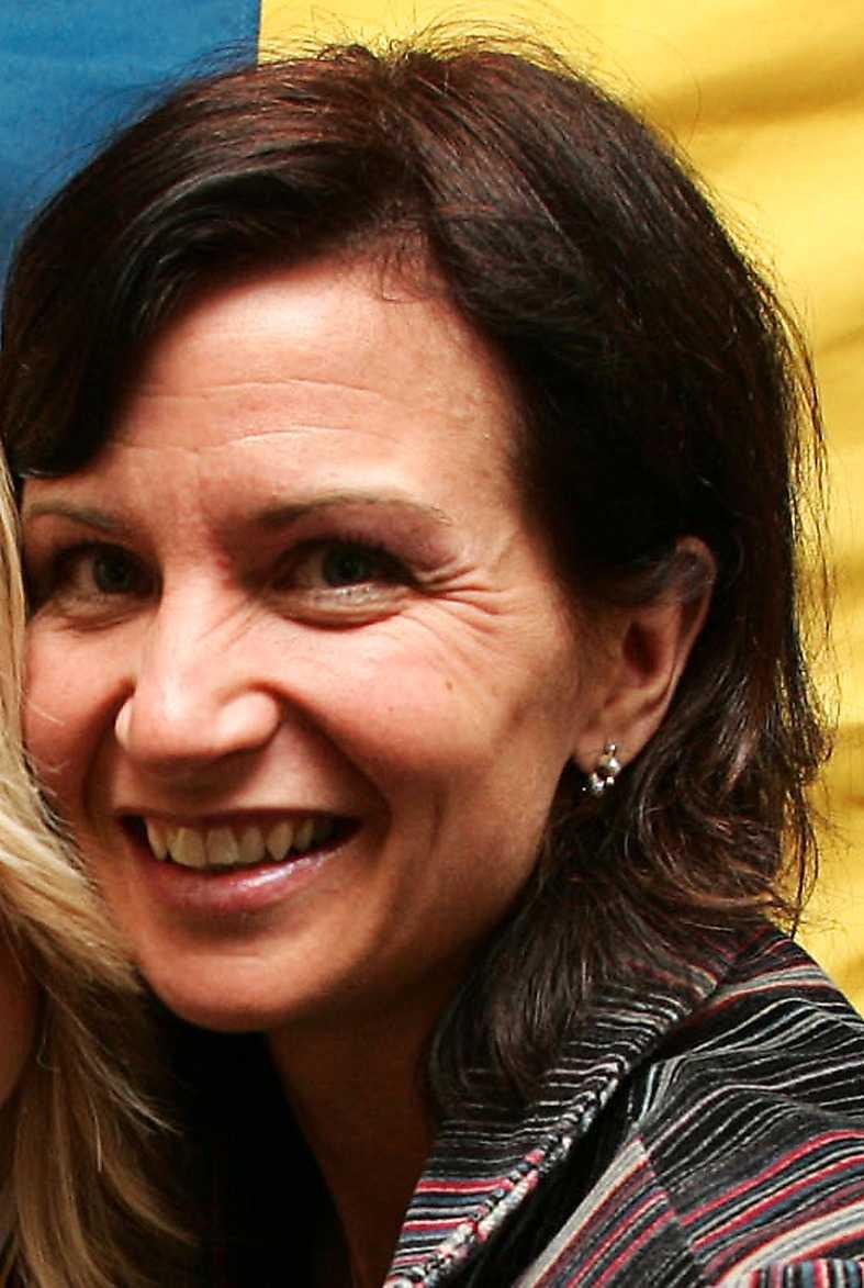 """Marie Helen """"Billan"""" Östlund."""