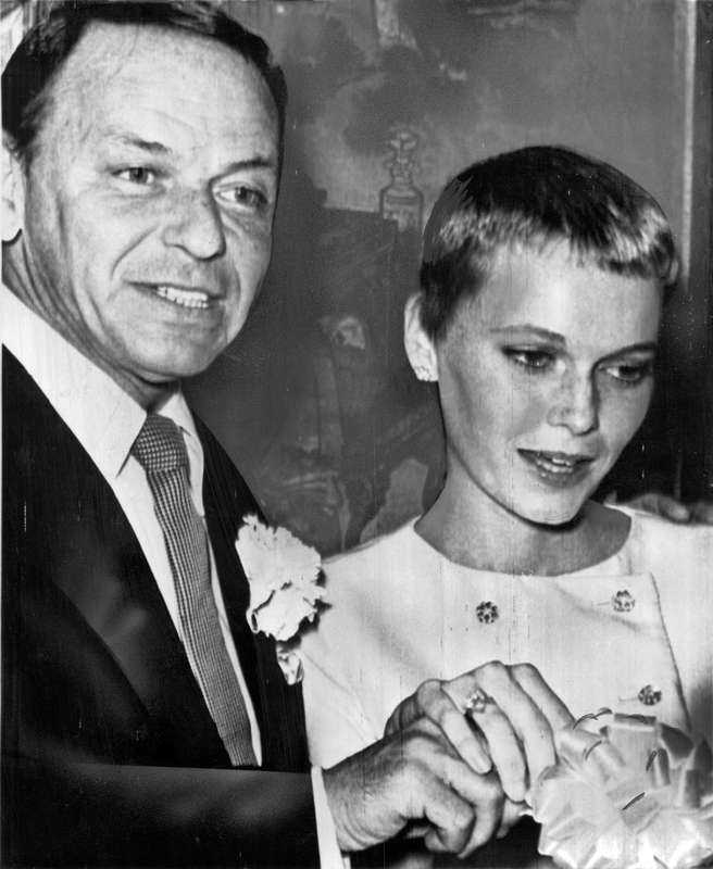 … Mia Farrow 1966 …