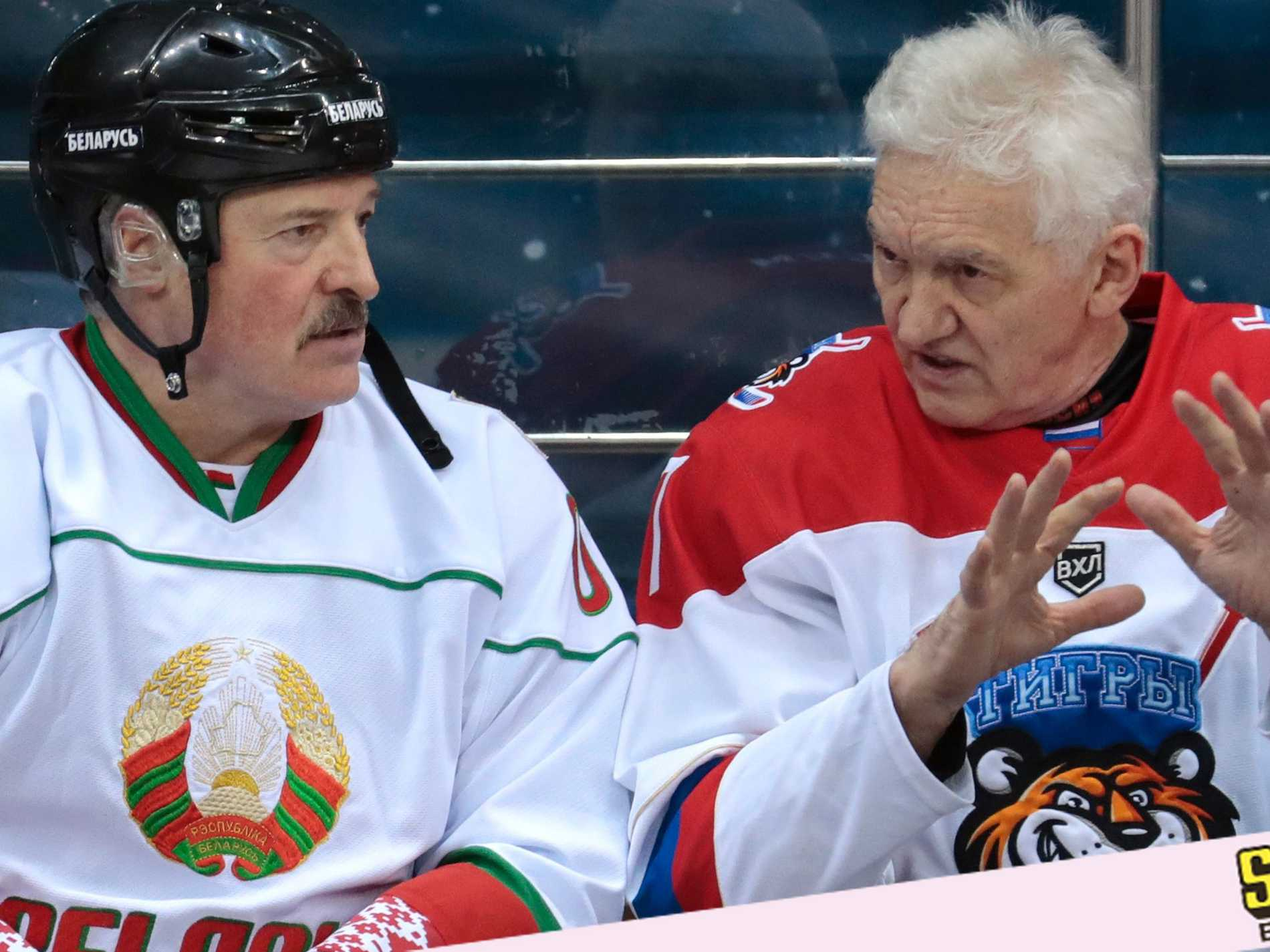 "Belarus om VM-beskedet: ""Demagogers intressen"""