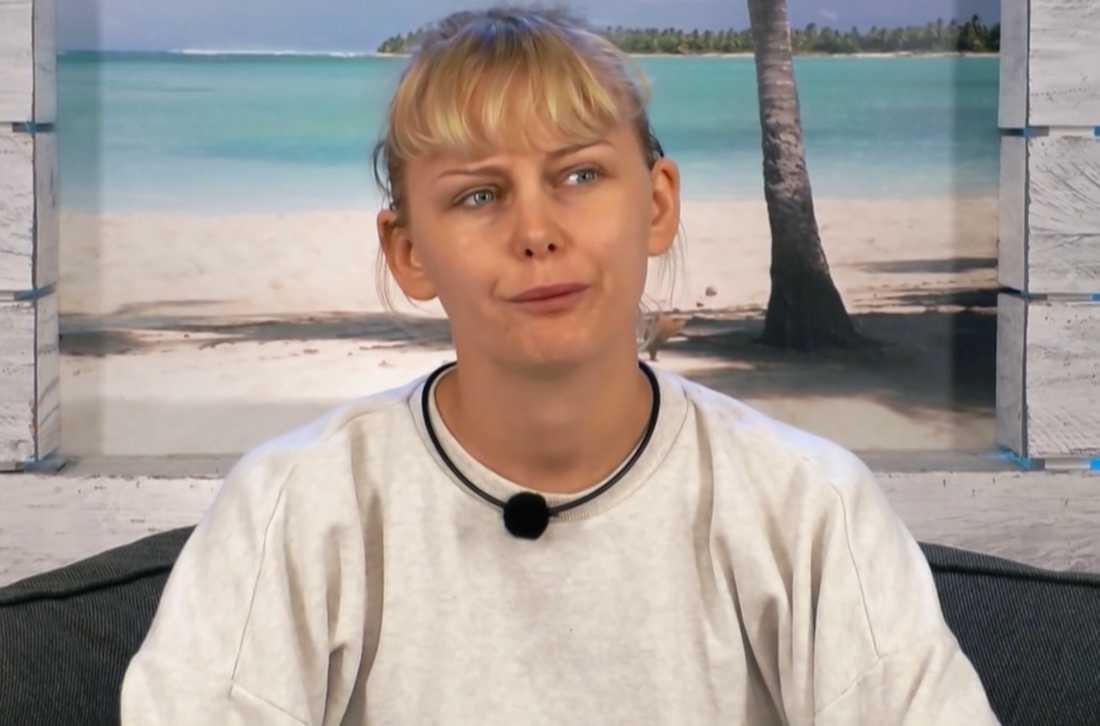 Anna-Karin Hellborg.