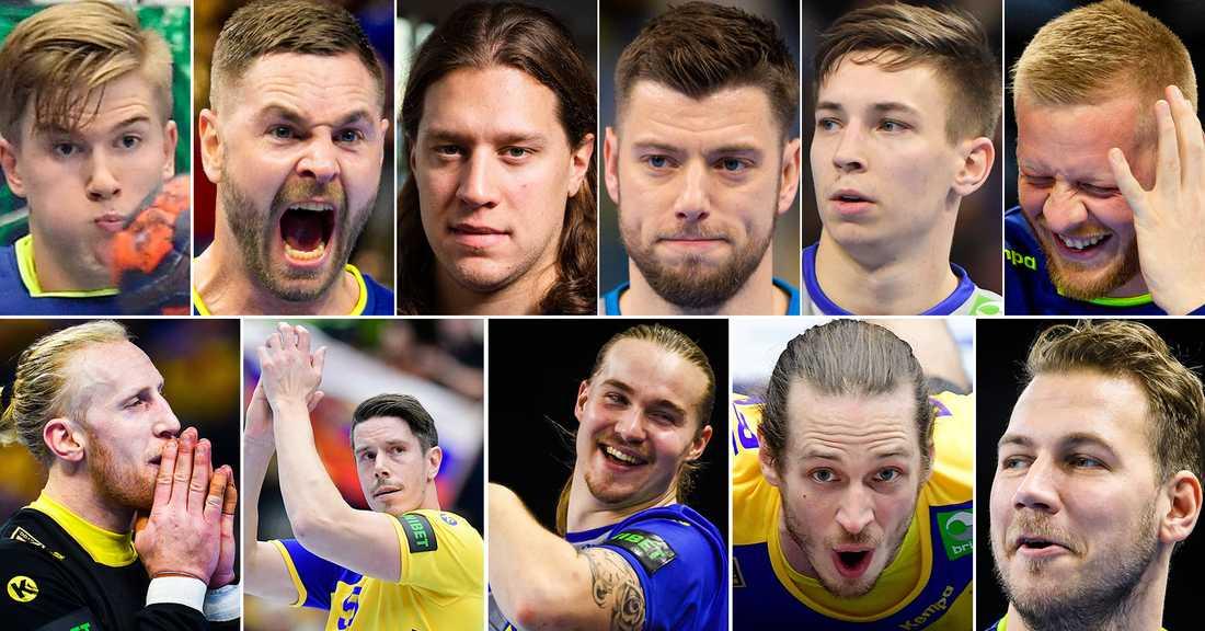 HANDBOLLS-VM  Hemligheterna om spelarna i handbollslandslaget ... 94bed13baee26