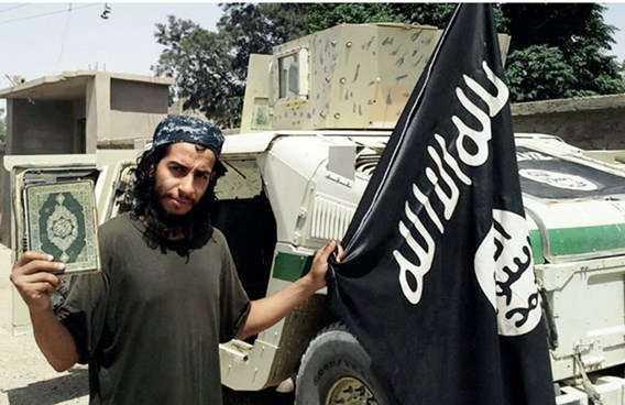 Abdelhamid Abbaoud har nu bekräftats död.
