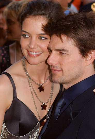 Katie & Tom.