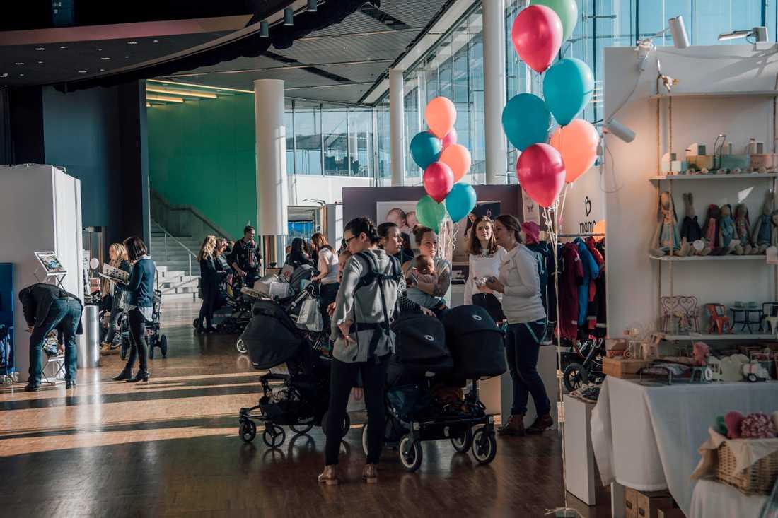 Nu har du chansen att gå på underBARA BABY – tävla med Aftonbladet Family.